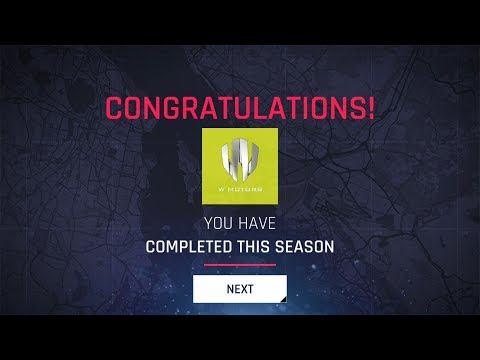 Asphalt 9: W Motors Season (6-13 Races) | Lykan Hypersport