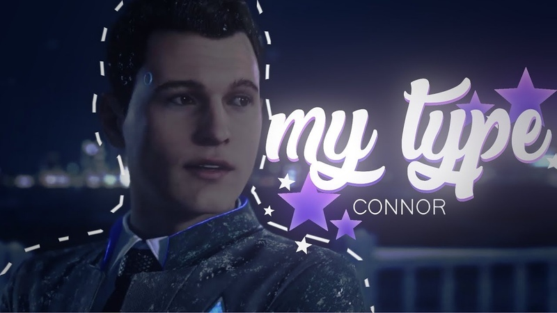Connor • My type {Detroit: Become Human}