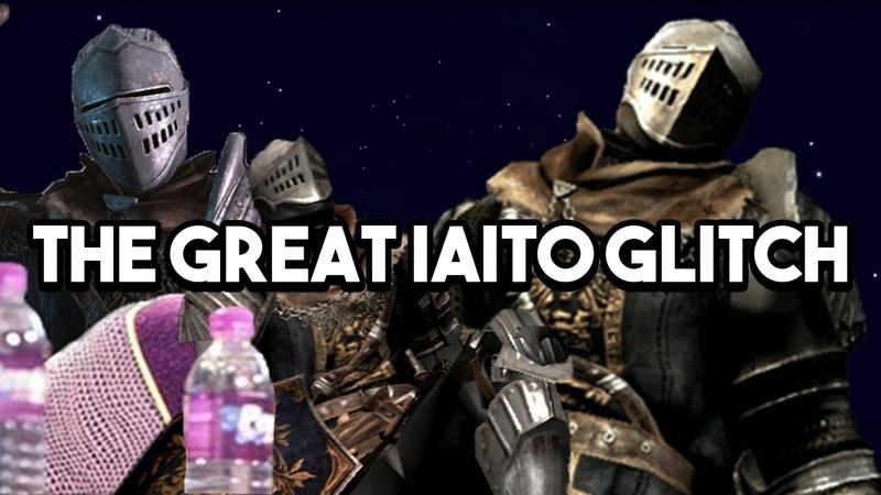 iaito glitch - Dark Souls Remastered