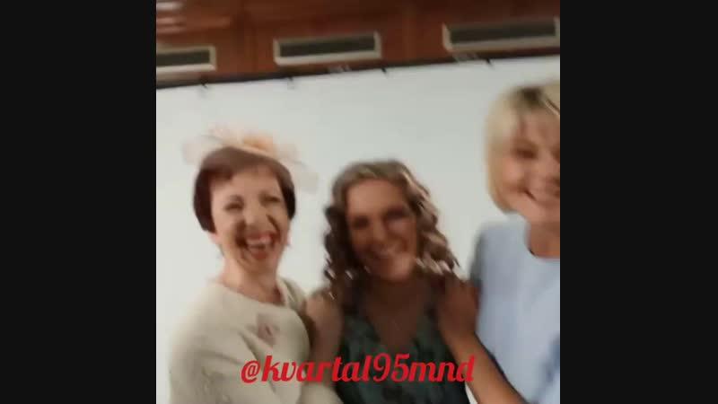 Сериал Между нами девочками МНД 2 сезон, съёмки