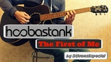 Hoobastank - The First of Me (acoustic cover)