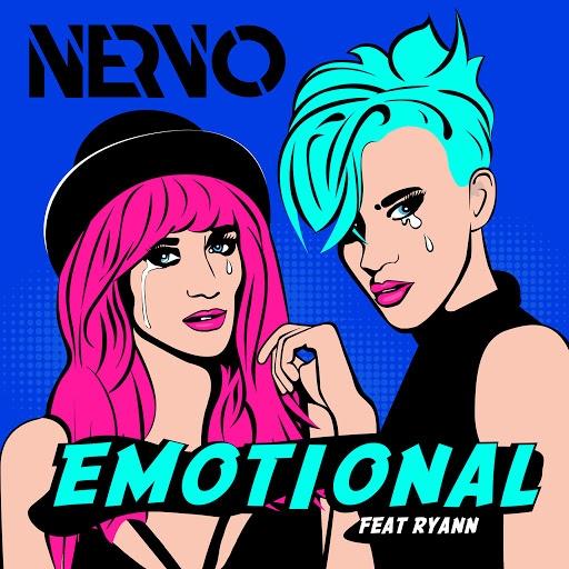 NERVO альбом Emotional