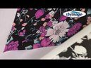 100gsm Fast Dry Sublimation Paper Test On Chiffon Fabric