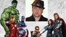 Герои Марвел и их дублеры кто, по-вашему, круче