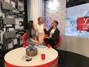 Ольга Сацюк показала клип на песню «Абяцаю», в дуэте с Дмитрием Никоновичем, в эфире телеканала СТВ