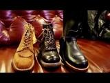 Деним с Давидом №6 мужская обувь White's Wesco Lone Wolf