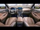Hyundai Santa Fe 2019 INTERIOR - Amazing SUV!!