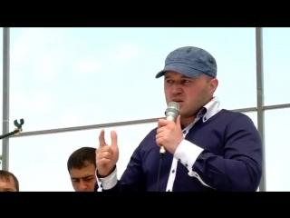 Зам. мэра Карачаевска Эдуард Маршанкулов выучил речь из «Аватара» и выступил с ней на митинге. Участники подвоха не заметили. То