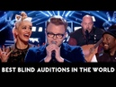 The Voice TOP-10 AMAZING BEST Blind Auditions of All Times in the World (Part 2)