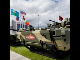 Международный военно-технический форум Армия-2018