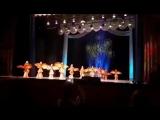 Танец рыбок. Образцовый ансамбль арабского танца