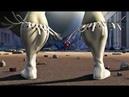 Мачомен против Титана. Мегамозг. 2010