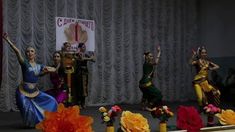 Караны - театр индийского танца Парампара - Лесная дача 7 10 2018 за видео спасибо Вавиловой Ирине