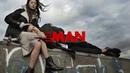Топ-модель по-украински Дима Топоринский и Юля Дыхан в fashion-съемке ELLE MAN