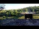 Лисичанск.26 июля,2014.Взорванный мост ополченцами в район ж/д вокзала между Северодонецком и Лисичанском.