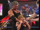 WWE No Mercy 2003 - Father Daughter No Holds Barred I Quit Match - Vince McMahon w/ Sable and Stephanie McMahon w/ Linda McMahon