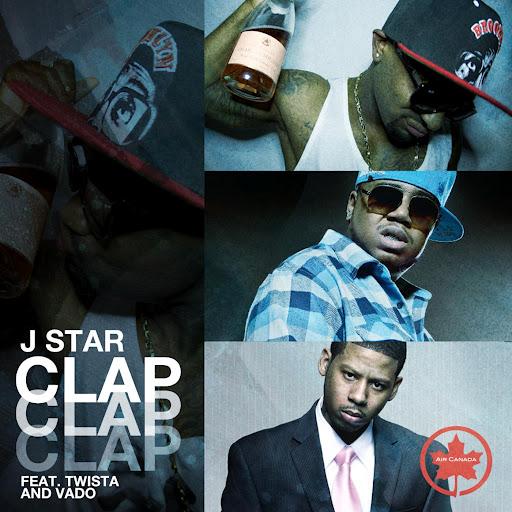 J Star альбом Clap Clap Clap (feat. Twista & Vado)