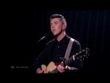 Ryan OShaughnessy - Together - Ireland - LIVE - First Semi-Final - Eurovision 2