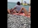 Незабываемый вид на пляже