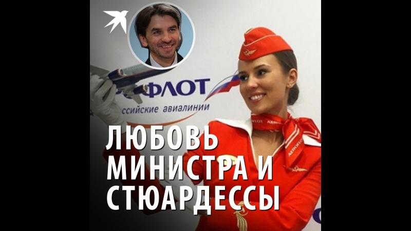 Любовь министра и стюардессы