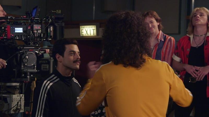 Богемская рапсодия за кадром Bohemian Rhapsody Behind the Scenes Movie Broll