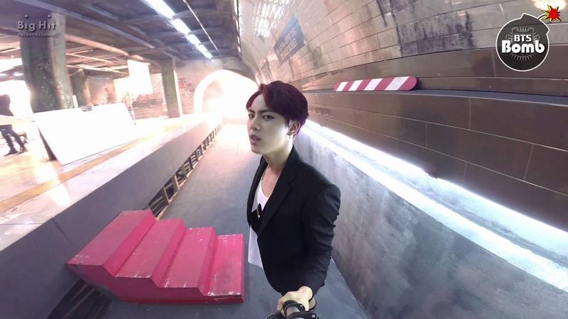 [BANGTAN BOMB] BTS' selfie recording Danger