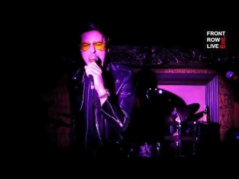 Matt Bellamy (Muse), Chris Cester (Jet) Graham Coxon (Blur) w/ The Jaded Hearts Club in Hollywood
