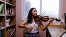 스즈키2권 헨델 부레Suzuki violin 2 Bourree( 레슨 강사 김민정 바이올린 연주 기 5