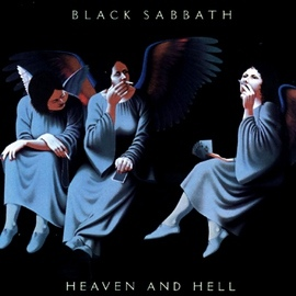 Black Sabbath альбом Heaven & Hell