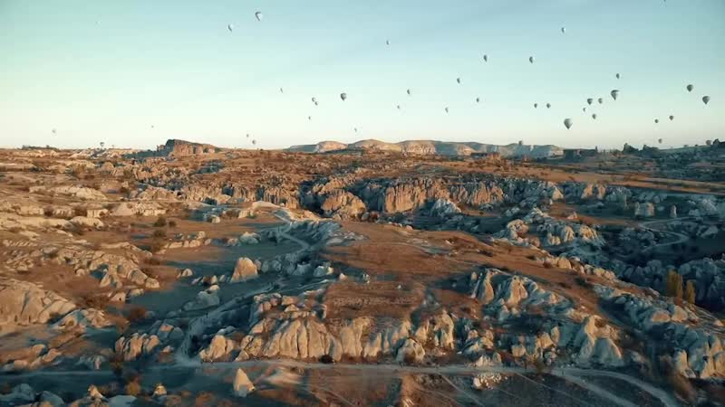Official Movie 2017 - Salomon® Cappadocia Ultra-Trail® - UTWT 1