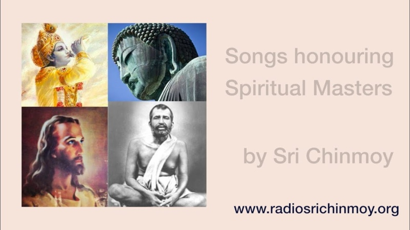 Songs about Spiritual Masters by Sri Chinmoy