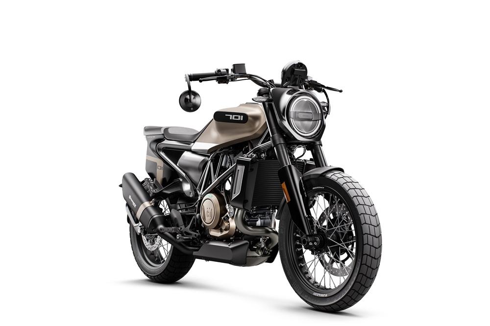 Мотоцикл Husqvarna Svartpilen 701 Style Special Edition