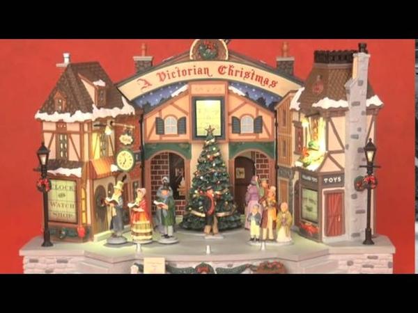 Lemax A Christmas Carol Play SKU 45734