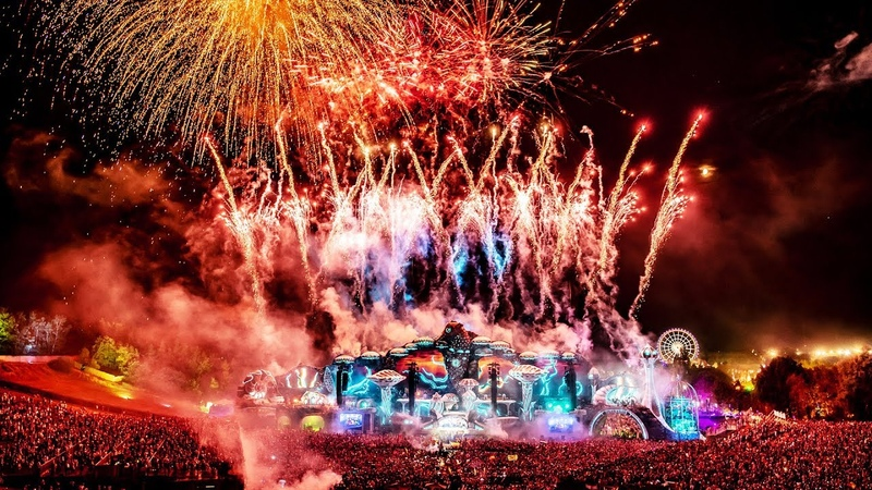Dimitri Vegas Like Mike Live At Tomorrowland 2018 (FULL Mainstage Set HD)