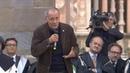 Roberto Vecchioni al Graduation Day 2018 - 50° anniversario dell'Università degli studi di Bergamo