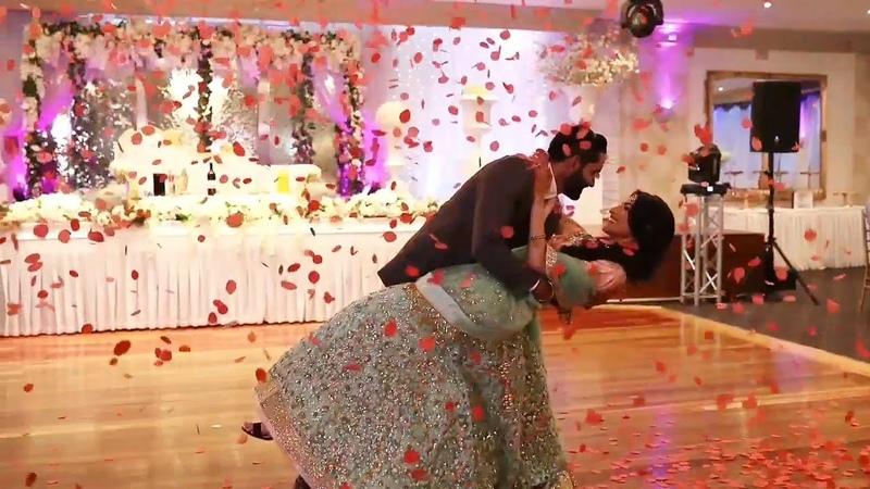 Engagement First Dance | Dil Diyan Gallan | Sunny and Karen