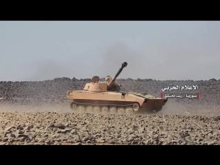 خاص: مشاهد من عمليات الجيش السوري في عمق بادية ريف دمشق الجنوبي الشرقي
