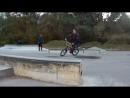 Simone_Skybike nose manual session