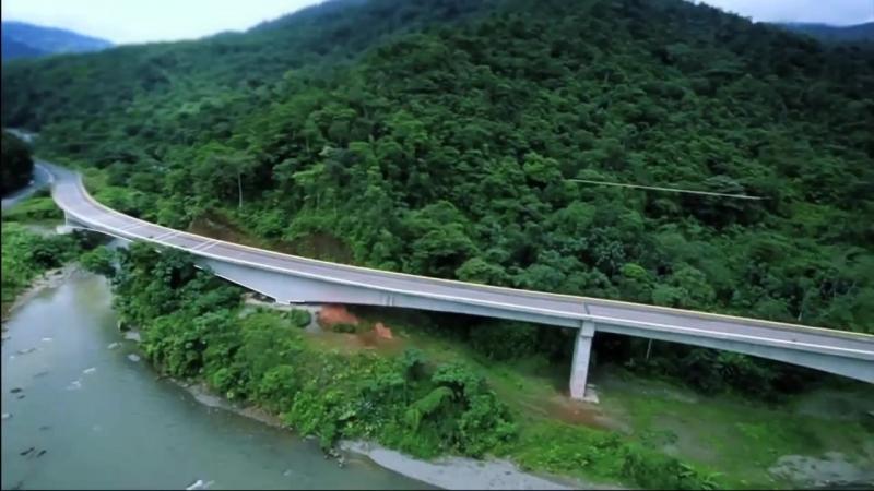Компания Conalvias Construcciones строительство объектов инфраструктуры в Колумбии Перу Панаме США