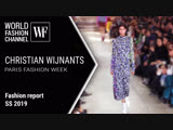 Christian Wijnants Spring-Summer 2019 | Paris Fashion Week