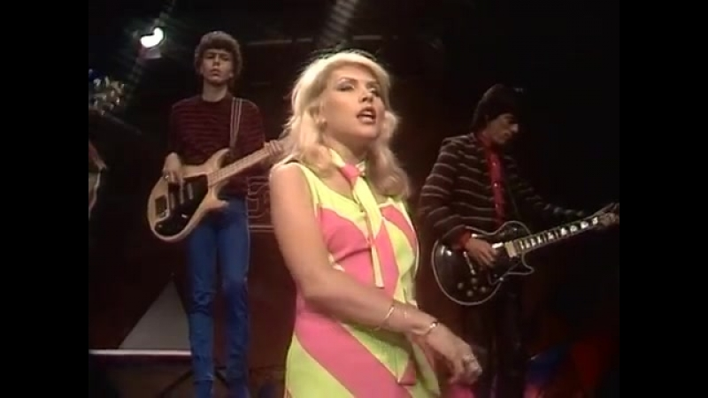 Blondie - Heart Of Glass (Top Of The Pops 1979)