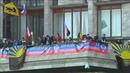 08.04.2014 Донецк, обладминистрация, баррикады