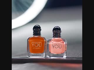 In Love With You & Stronger With You Intensely от Giorgio Armani