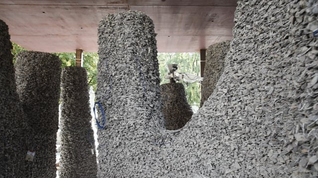 Rock Print Pavilion