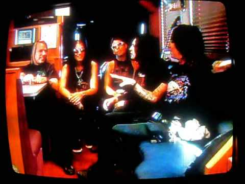 Escape The Fate Clips on the Warped Tour 2007 DVD