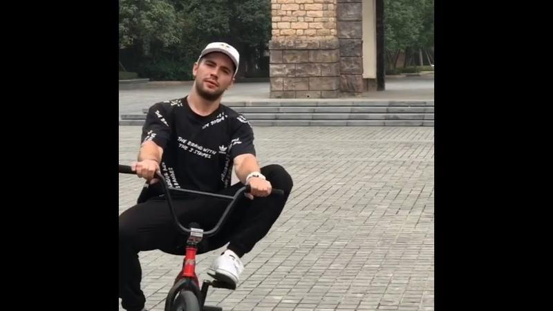 BMX Kostya Andreev Best Tricks Compilation