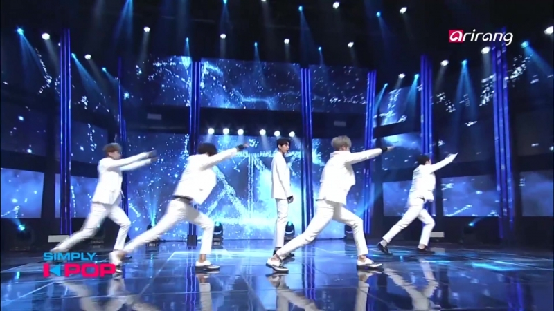 170602 KNK(크나큰) – Sun.Moon.Star(해.달.별) @ Simply K-Pop