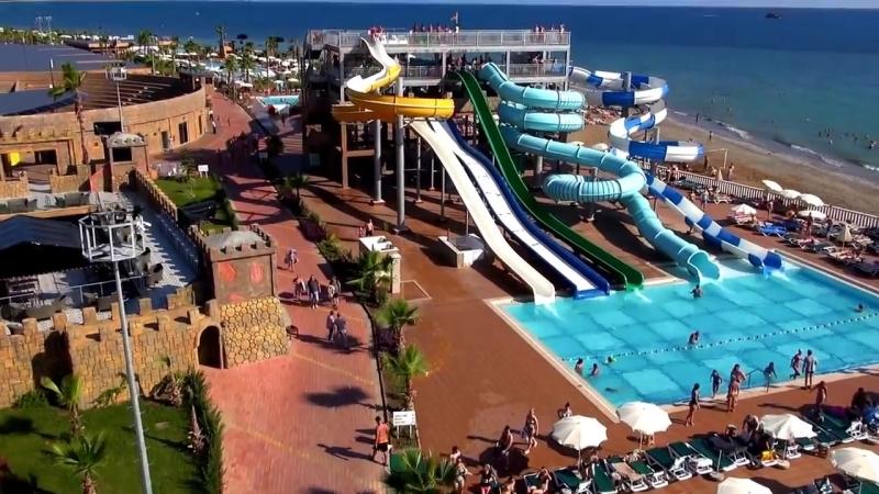 Eftalia Marin Hotel 5 Аланья Турция