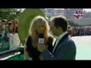 Вера Брежнева на зелёной дорожке премии МУЗ-ТВ 2011 03.06.2011