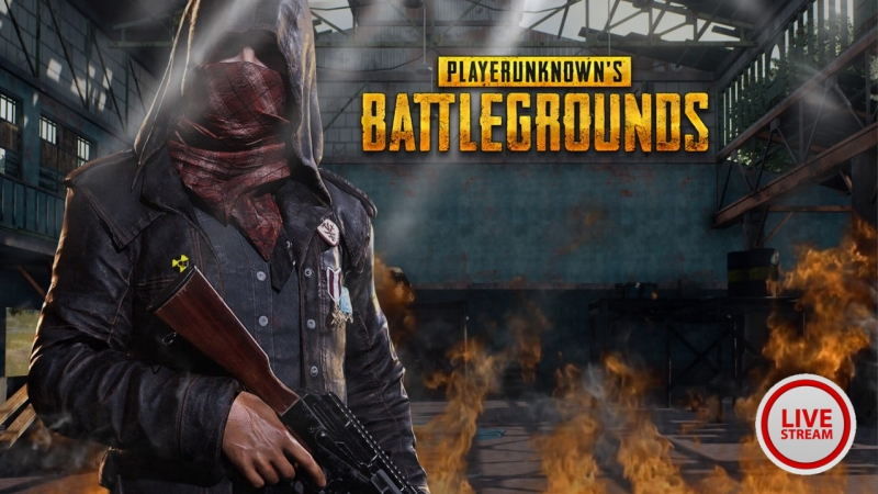 🔴 Playerunknown's Battlegrounds: Solo/Duo